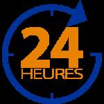Livraison sous 24 heures