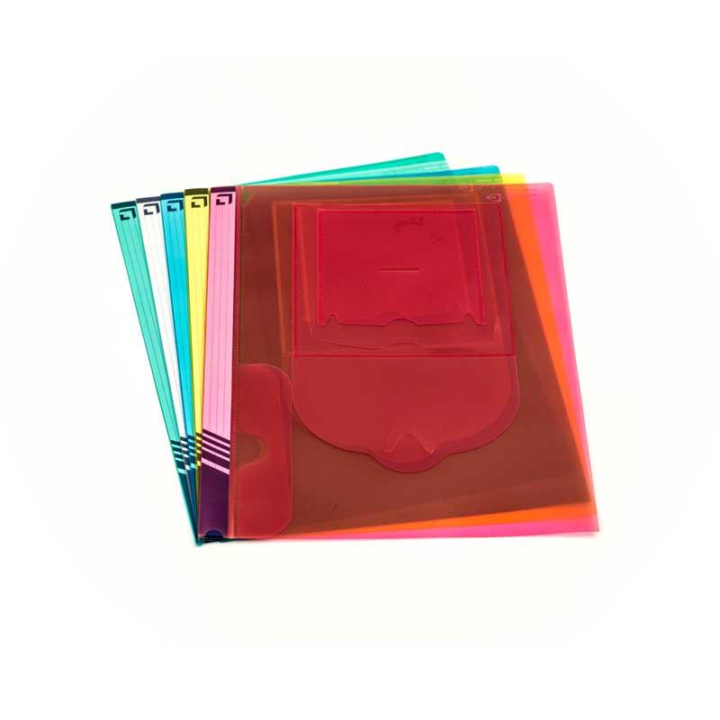 pochette-transparente